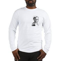Lucretia Coffin Mott Long Sleeve T-Shirt
