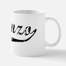 Vincenzo Vintage (Black) Small Small Mug