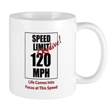 120MPH_focus_mug Mugs