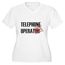 Off Duty Telephone Operator T-Shirt