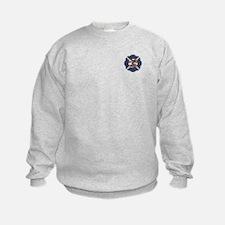 Firefighter USA Sweatshirt