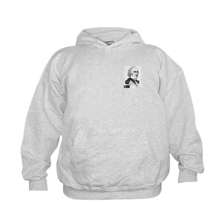 Wendell Phillips Kids Sweatshirt
