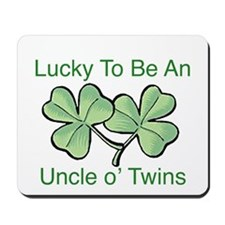 Luck to be Uncle Mousepad