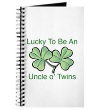 Luck to be Uncle Journal