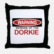 DORKIE Throw Pillow