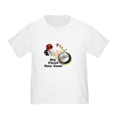 New Year Baby Watch Toddler T-Shirt