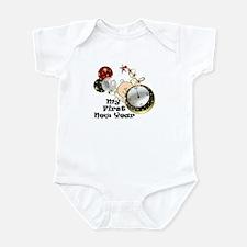 New Year Baby Watch Infant Bodysuit