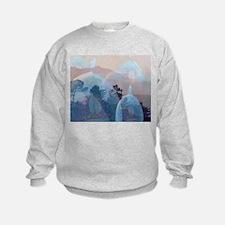 ellegua is everywhere Sweatshirt