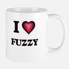 I love Fuzzy Mugs