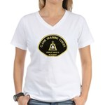 Riverside Sheriff Academy Women's V-Neck T-Shirt