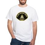 Riverside Sheriff Academy White T-Shirt