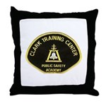 Riverside Sheriff Academy Throw Pillow