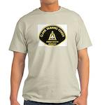 Riverside Sheriff Academy Light T-Shirt