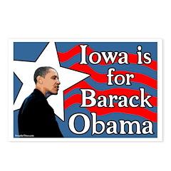 Iowa for Barack Obama Postcards (8 pack)
