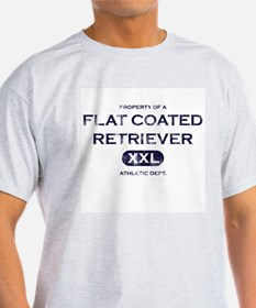 Property of Flat Coated Retriever T-Shirt