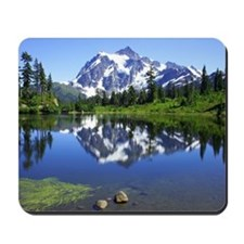 Mt Shuksan Mousepad