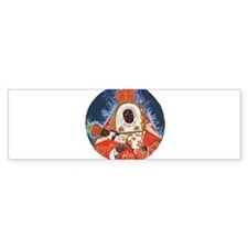 Our Lady of Candlemas Bumper Bumper Sticker
