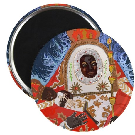 "Our Lady of Candlemas 2.25"" Magnet (100 pack)"