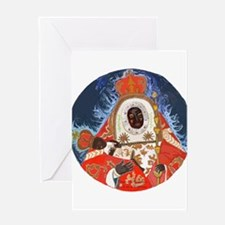 Our Lady of Candlemas Greeting Card