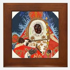 Our Lady of Candlemas Framed Tile