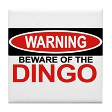 DINGO Tile Coaster