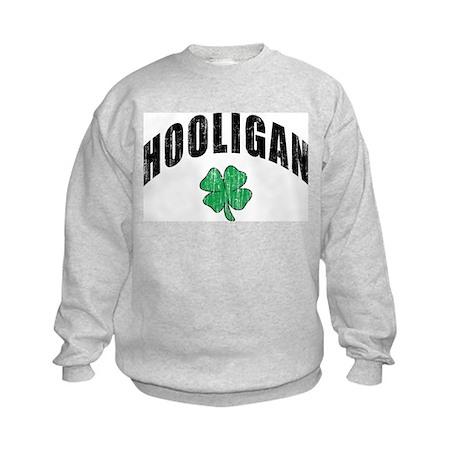 Irish Hooligan Kids Sweatshirt