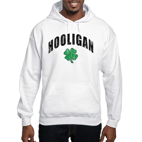 Irish Hooligan Hooded Sweatshirt