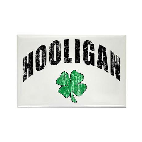 Irish Hooligan Rectangle Magnet