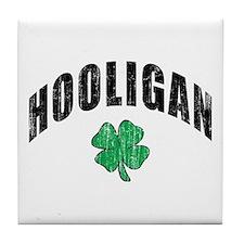 Irish Hooligan Tile Coaster
