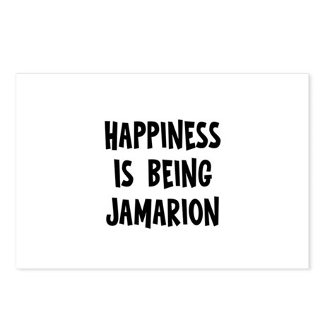 Happiness is being Jamarion Postcards (Package of