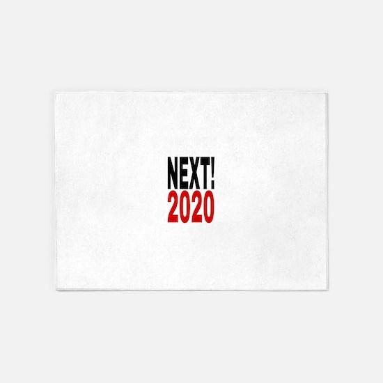 NEXT! 2020 5'x7'Area Rug