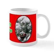 Christmas Ornament red Mug