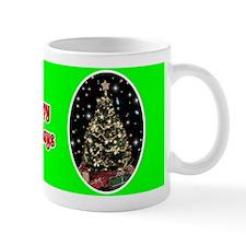 Midnight Christmas Tree Mug
