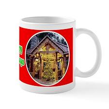 Stable & Wreath Mug