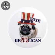 "RePUGlican 3.5"" Button (10 pack)"