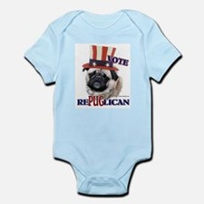 RePUGlican Infant Bodysuit