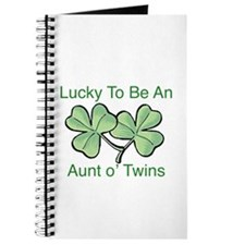 Lucky to be Aunt Journal