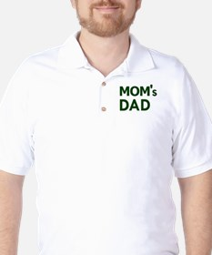"""Mom's Dad"" Golf Shirt"