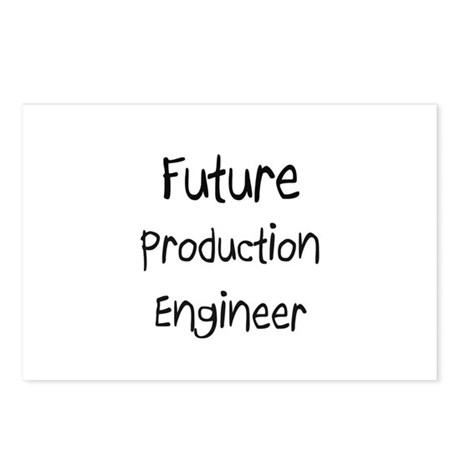 Future Production Engineer Postcards (Package of 8