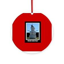 North Saint Paul Ornament (Round)