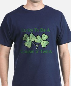 Lucky to be Cousin T-Shirt