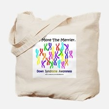 The More The Merrier Tote Bag