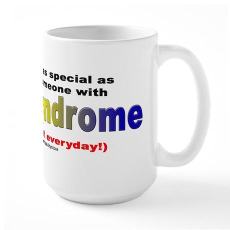 DS Special Hug Large Mug