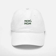 """Mom's Mom"" Baseball Baseball Cap"
