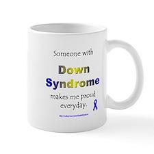 """Down Syndrome Pride"" Mug"