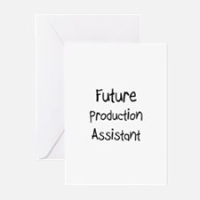 Future Production Assistant Greeting Cards (Pk of