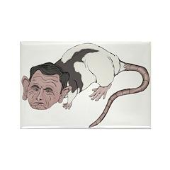 Republican Rat Bastard Rectangle Magnet (100 pack