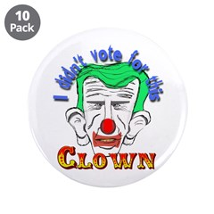 I didn't vote for that clown 3.5
