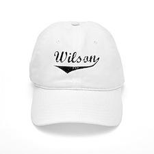 Wilson Vintage (Black) Baseball Baseball Cap