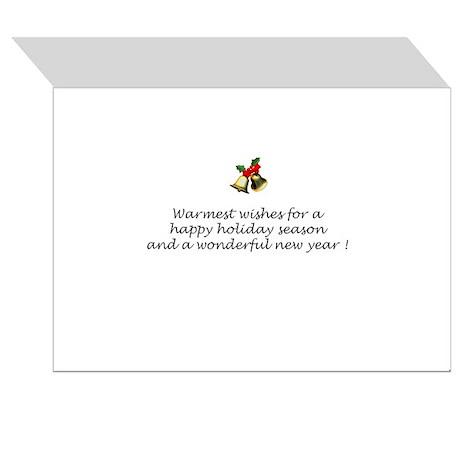 Peace / Siamese Cat Greeting Card